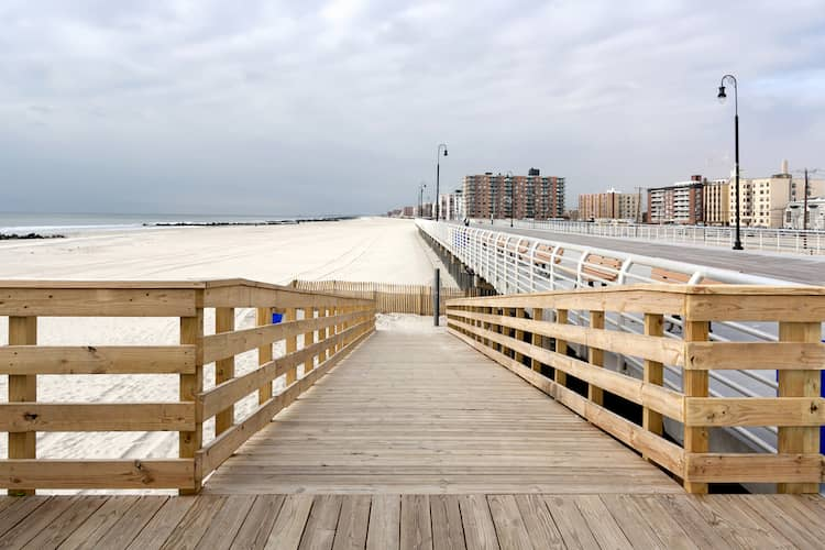Boardwalk at Long Beach