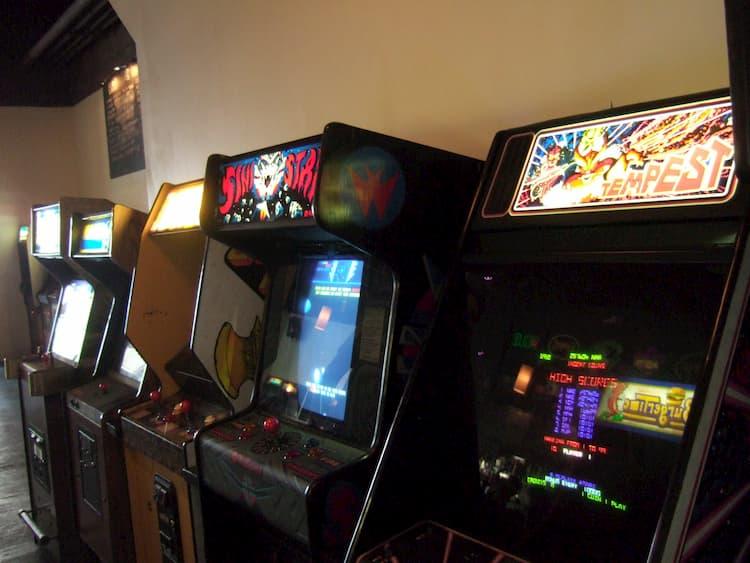 Barcade arcade games