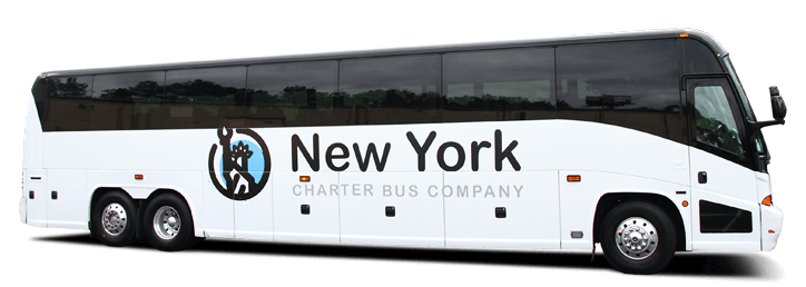 charter bus coach bus rentals from nyc charter bus company