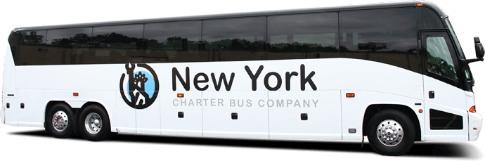 New York charter bus company